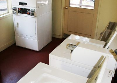 Get laundry done on-site at our RV Park in Paradise, CA.