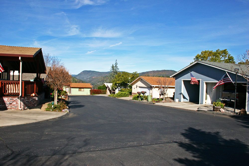 We have room for you at our RV Park in Paradise, CA.